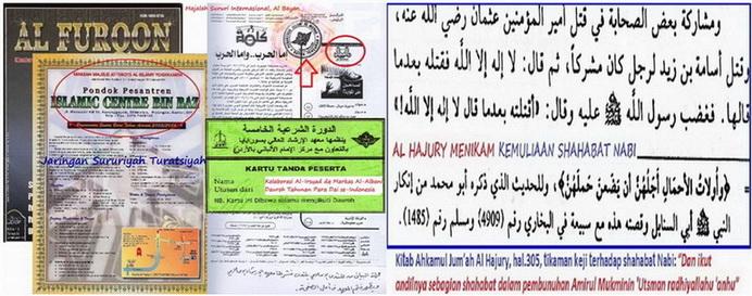 Bukti Sururiyyah & Hajuriyyah