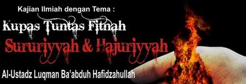 Download Kupas Tuntas Fitnah Surury Hajury