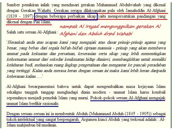 pengaruh jamalauddin dan muhammad abduh pada al irsyad2