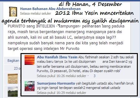 di status Hanan pasca dibongkarnya acara dauroh Ali Basuki bersama Halabiyun Badrimin di Bali
