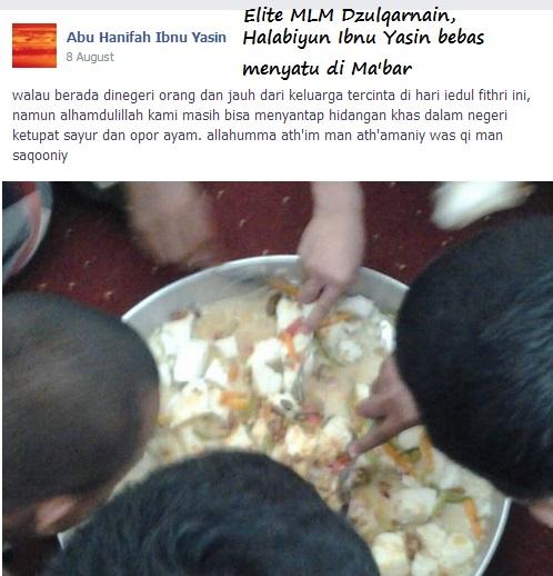 Halabiyun Ibnu Yasin unjuk kepala
