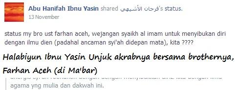 salah satu brothernya Halabiyun Ibnu Yasin di Ma'bar