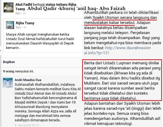 nama-nama saksi mutawatir dari 11 pelajar Indonesia di Fuyus