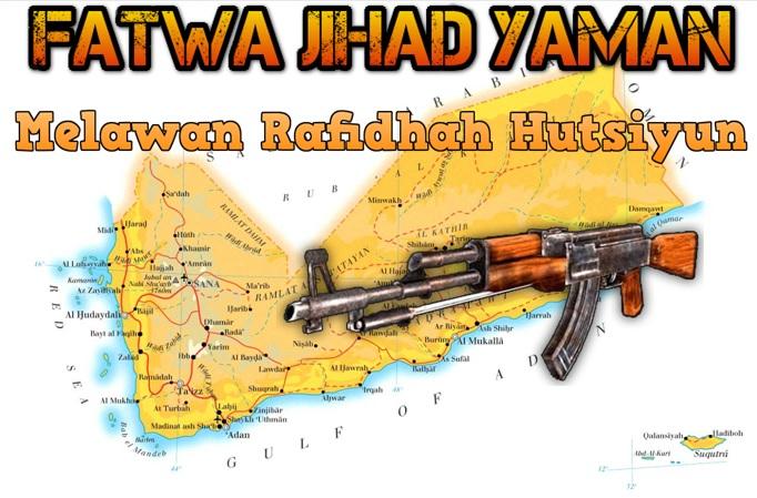 Fatwa Jihad Yaman Melawan Rafidhah Hutsiyun