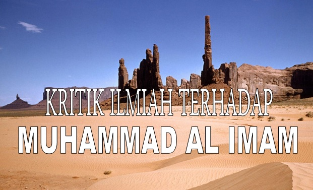 Kritik Ilmiah Terhadap Al Imam