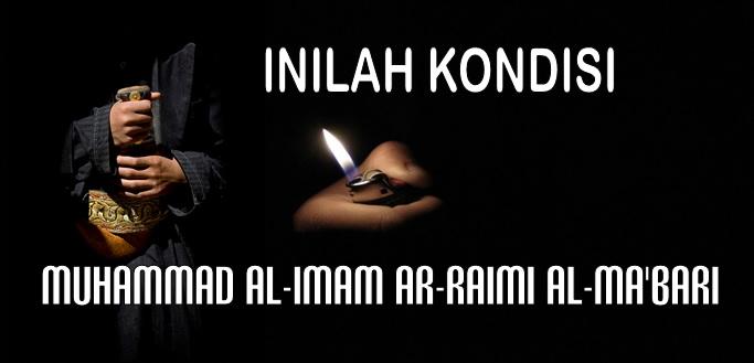 Inilah kondisi muhammad al imam