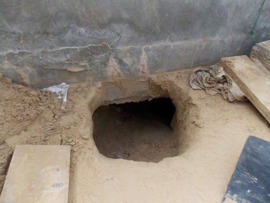 terowongan 3