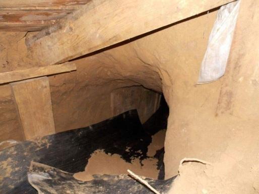 terowongan 4